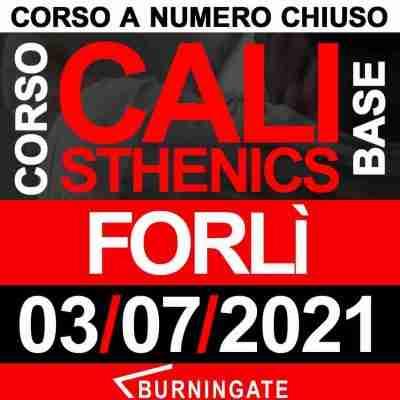 corso calisthenics forlì