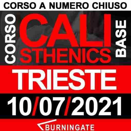 corso calisthenics trieste