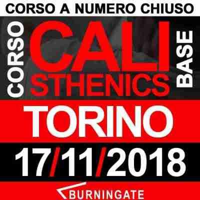 corso calisthenics torino