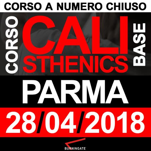 corso calisthenics parma