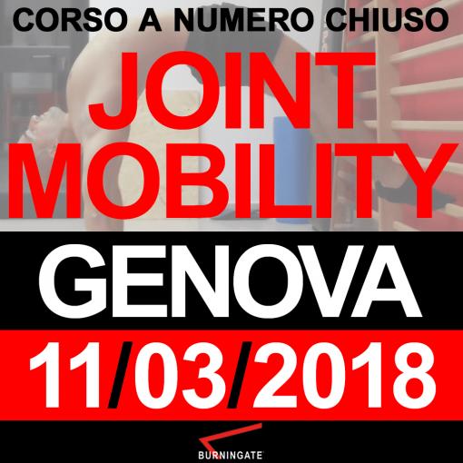 corso mobility genova