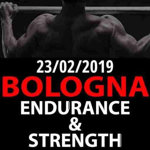 corso calisthenics endurance and strength bologna