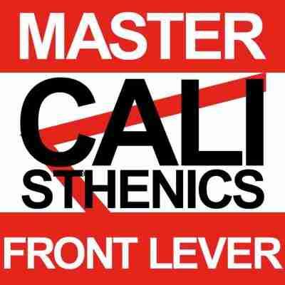 master calisthenics front lever