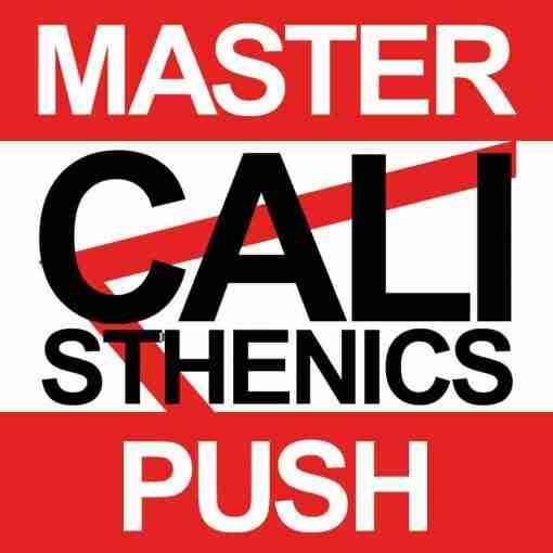 master calisthenics push