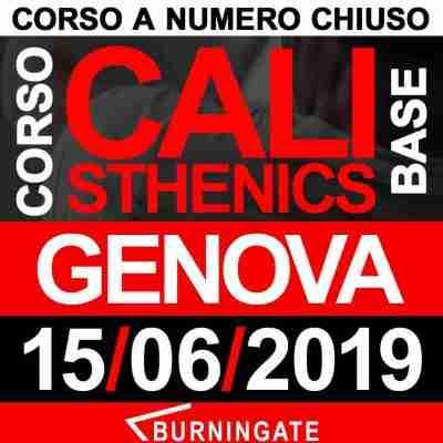 corso calisthenics genova