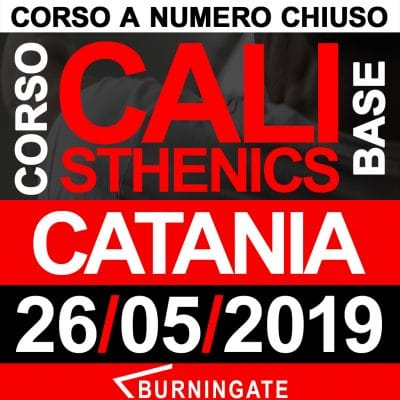 corso calisthenics catania