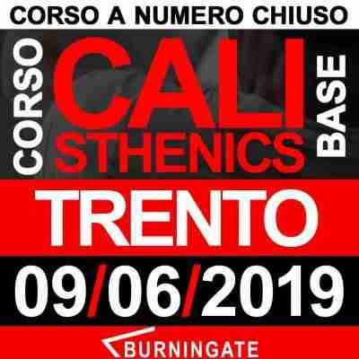 CORSO CALISTHENICS TRENTO