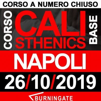 CORSO CALISTHENICS NAPOLI