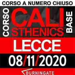 LECCE CORSO CALISTHENICS BASE_8_novembre_2020